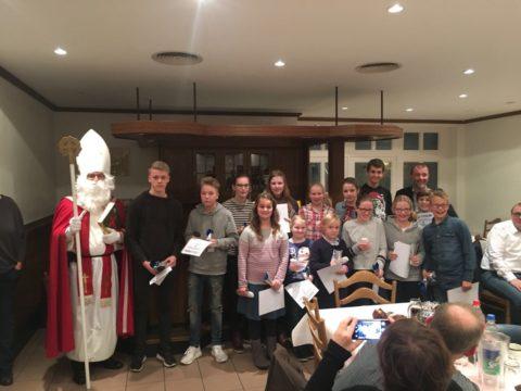 Artikelfoto zum Artikel Weihnachtsfeier mit Rückblick auf erfolgreiches Jahr