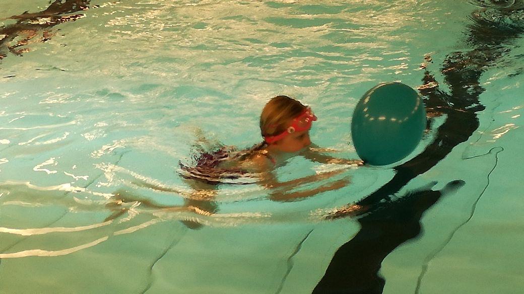 Artikelfoto zum Artikel Tolles Training: Karnevalsschwimmen