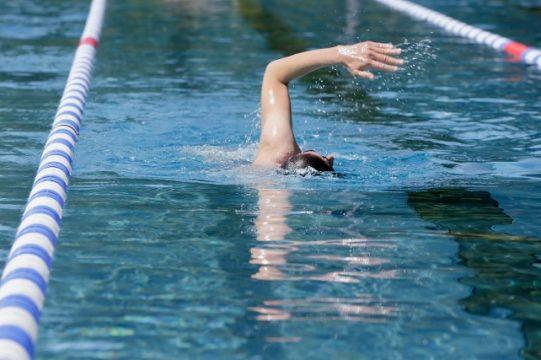 Artikelfoto zum Artikel Schwimmtraining im Freibad findet wieder statt – mit Einschränkungen!